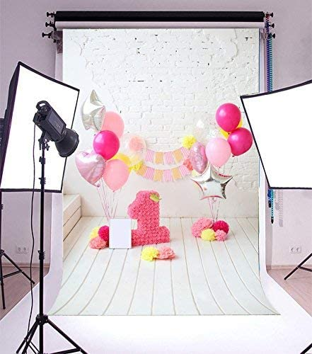 SZZWY House Photography Background Road Photo Studio Props Vinyl Backdrops 7x5FT QX148