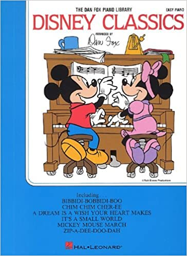 Disney Classics. Sheet Music for Piano, Vocal & Guitar(with Chord ...
