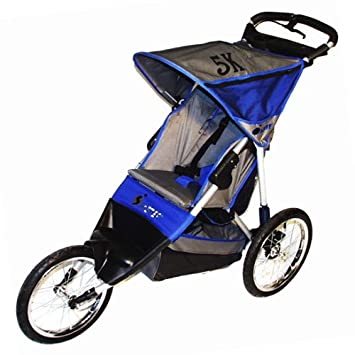 Amazon.com: Empeine 5 K prima Única Jogging carriola: Baby