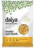 Daiya Cheddar Style Shreds, 8 Ounce -- 12 per case.