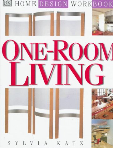 DK Home Design Workbooks: One-Room Living