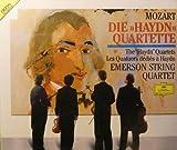 Mozart - Die Haydn Quartette - The Haydn Les Quatuors dedies a Haydn - Emerson String Quartet
