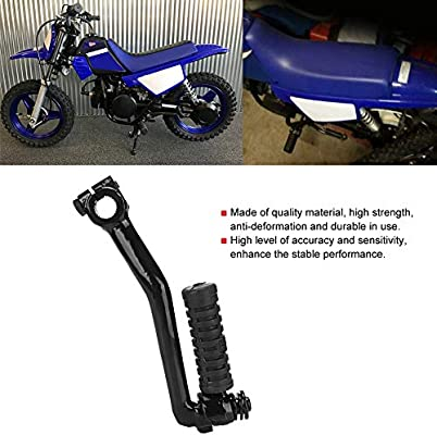 Kick Start Lever,Motorcycle Modification Parts 50CC Pedal Kick Start Lever Starter Fits for Yamaha PW50
