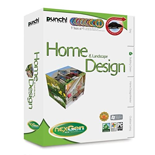 Outlet Punch Home Landscape Design With Nexgen Technology Old