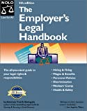 img - for The Employer's Legal Handbook book / textbook / text book