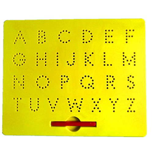A to Z Magnetic Drawaing Board Learning How to Write Alphabet Letters