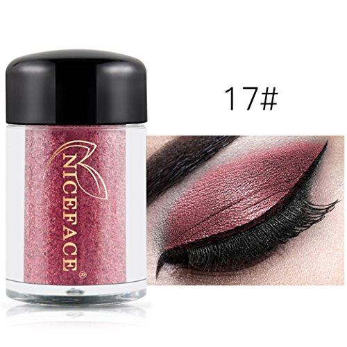 Oksale 29 Colors Eye Shadow Makeup Pearl Metallic Eyeshadow