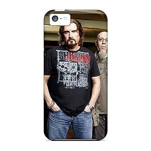 Iphone 5c RHg4255FayV Provide Private Custom Fashion Dream Theater Band Series Great Hard Phone Cover -TimeaJoyce