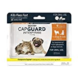 SENTRY Capguard (nitenpyram) Oral Flea Tablets, 2-25...
