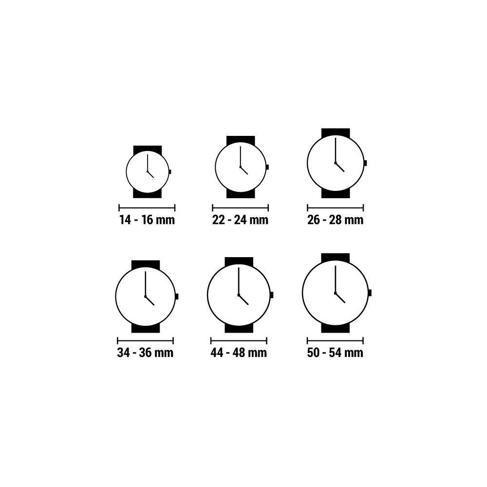 Guess Reloj Cronógrafo para Hombre de Cuarzo con Correa en Acero Inoxidable X76008G2S: Amazon.es: Relojes