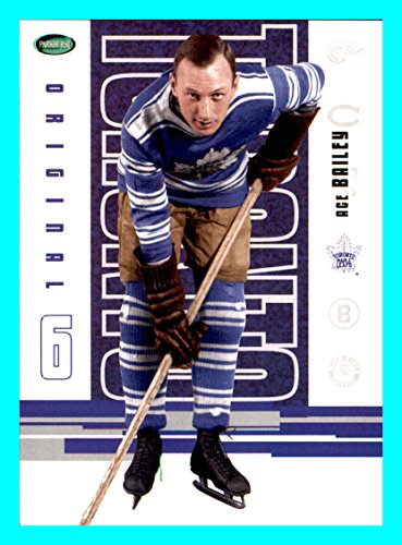 2003-04 Parkhurst Original Six TORONTO MAPLE LEAFS #60 Ace ()