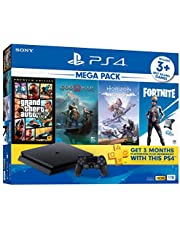 Sony MEGA PACK #2 Bundle Pack (1TB) - PlayStation 4