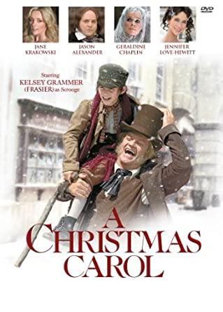 A Christmas Carol - The Musical DVD 200 by Kelsey Grammer: Amazon ...