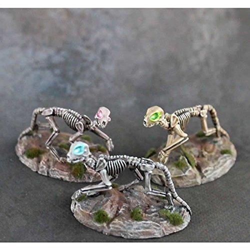 Undead Kitty Cats of Doom Miniature Visions In Fantasy Dark Sword (Doom Kitty)