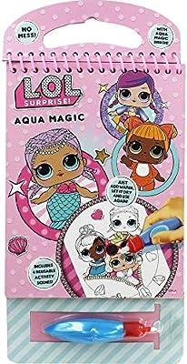 Alligator Books LOL Surprise Aqua Magic
