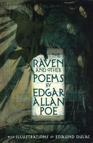 The Raven and Other Poems By Edgar Allan Poe, -