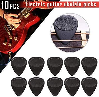 10 púas de 0,7 mm de grosor, accesorios duraderos para guitarra ...