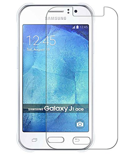 Tempered Glass For Samsung Galaxy J1 Ace plus Mobilia USB Data Cable & OTG Cable