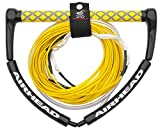 Airhead DYNEEMA TANGLE FREE Wakeboard Rope, Electric Yellow