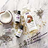 NOW Solutions, Liquid Coconut Oil, Light and