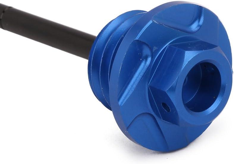 JFG RACING ATV Engine Oil Dipstick Oil Plug With O Ring For 1987-2006 Yamaha ATV BANSHEE YFZ350,4L0-15362-00
