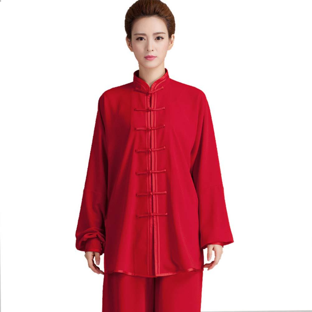 AMhuui Artes Marciales Tai Chi Uniforme Kung Fu, Ropa Traje ...