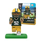 Reggie White Legends NFL OYO Green Bay Packers Home Generation 4 G4 Mini Figure