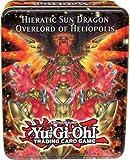Konami Yu-Gi-Oh 2012 Collectible Wave 2 Tin - Hieratic Sun Dragon Overlord of Heliopolis
