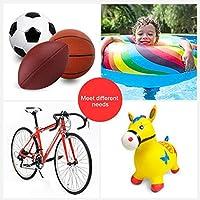 Bomba de aire para balón de baloncesto, balón de fútbol, doble ...