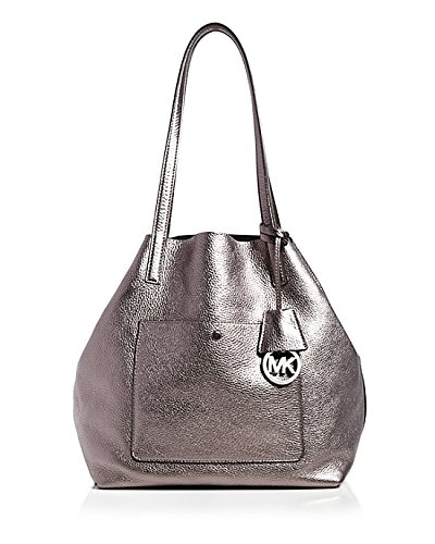 Michael Kors Metallic Handbag - 4