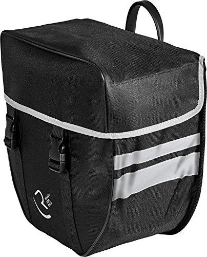 RFR Fahrrad Gepäckträgertaschen schwarz