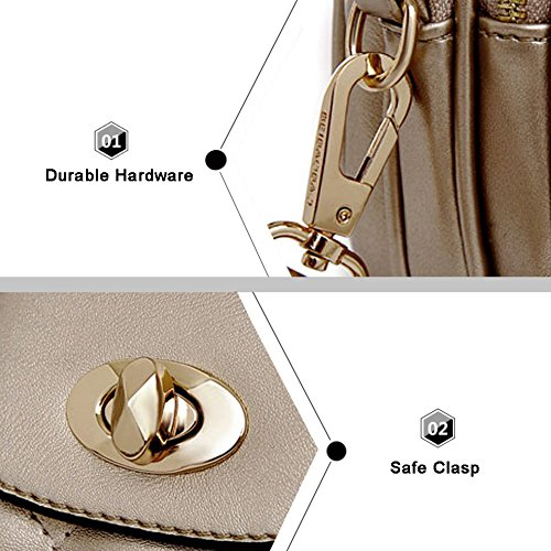 Women's Alley Retro For Navy Girls Small Navy Circle Yoome Crossbody Bag Purse Style Bags Fold For Makeup RCdgqwx5
