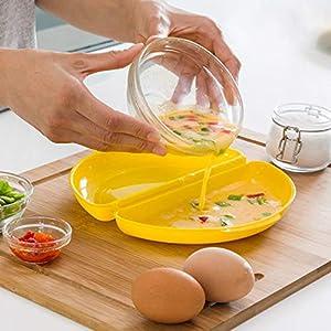 Recipiente Cuece Huevos Microondas | Alternativa al Sarten ...
