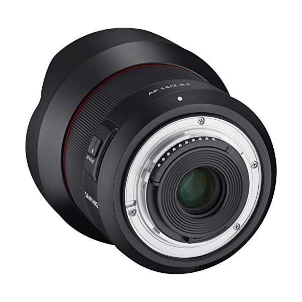 RetinaPix Samyang AF 14MM F2.8 Lens for Nikon F