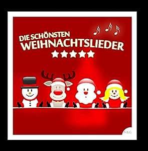 Schöne Weihnachtslieder. Für Alle.