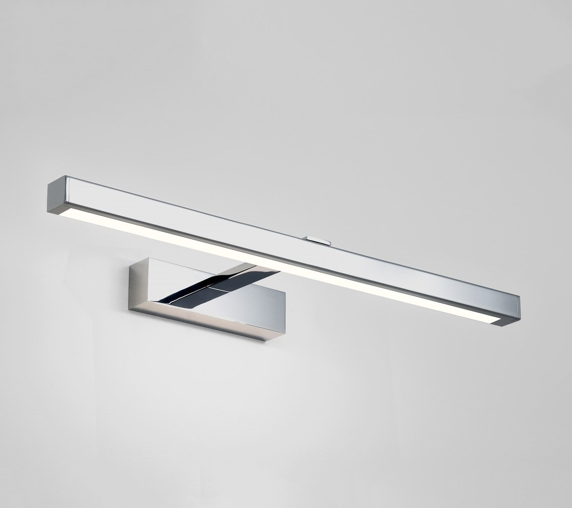 Kashima 1 Light Semi-Flush Wall Light Size: 19 cm H x 62 cm W Astro Lighting Kashima LED 620