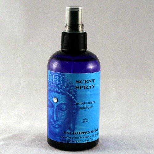 [Amber, Incense & Patchouli Room & Linen Spray] (Amber Moisturizer)