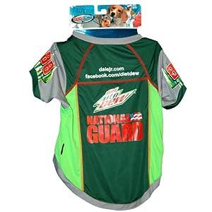 Dog Zone NASCAR Pit Crew Shirt, X-large, Dale Earnhardt Jr.