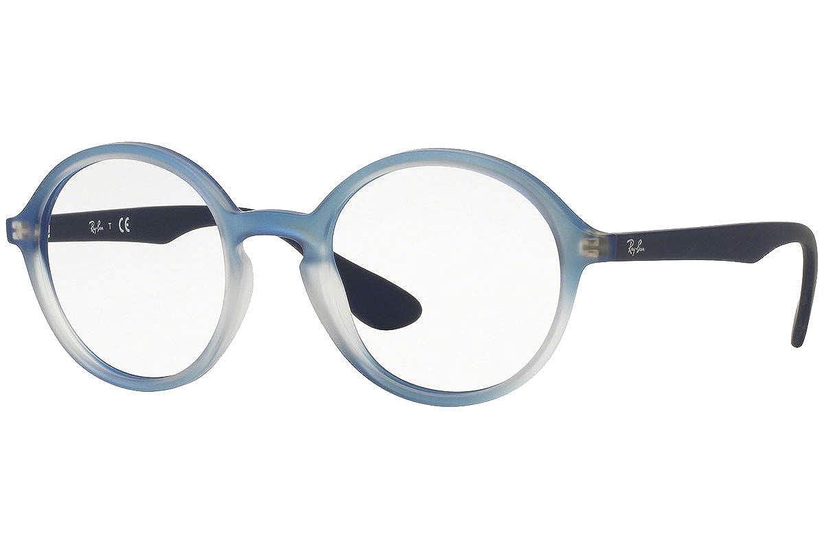 e76ac547b9 Ray Ban Blue Eyeglasses