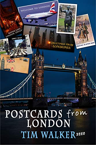 Postcards from London (Short Stories Book 2)