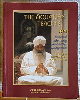 Amazon.com: The Aquarian Teacher: KRI International Teacher ...