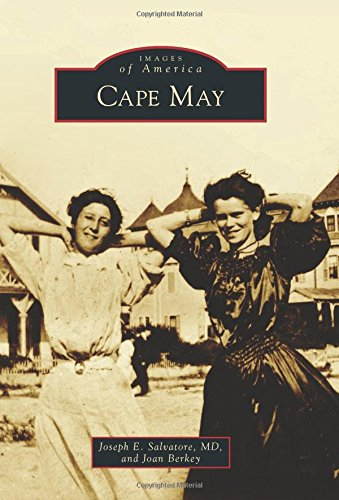 May Historic Cape (Cape May (Images of America))