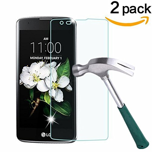 Tempered Glass Screen Protector for LG K7 - 2