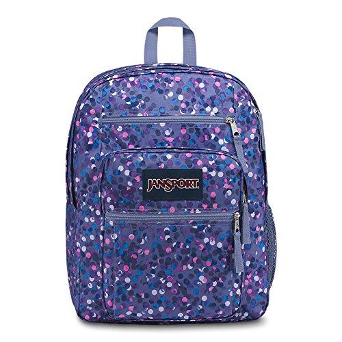 1db058180573 Galleon - JanSport Big Student Backpack - Sparkle Dot - Oversized