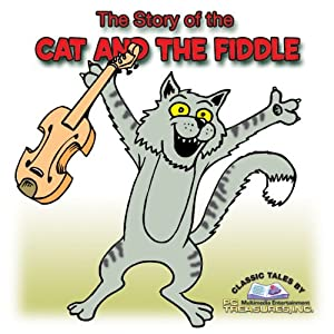 The Story of the Cat and the Fiddle Audiobook