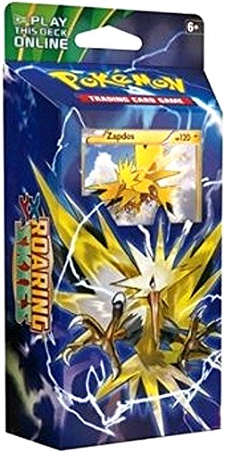 Pokemon X & Y Roaring Skies Zapdos Theme Deck (Sky High Deck)
