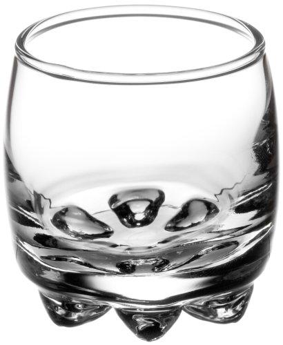 Bormioli Gift Boxed Galassia Shot Glasses, Set of 6, 2-Ounce