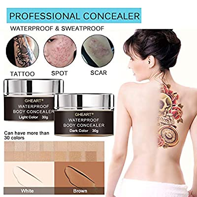 Body Concealer Tattoo Concealer