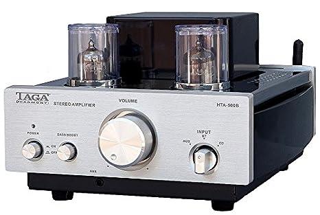 Amplificador hibrido Taga HTA500B + Bluetooth: Amazon.es ...