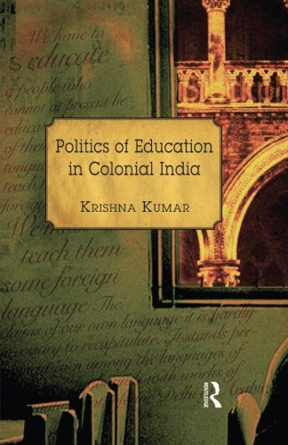 Politics Of Education In Colonial India (3D Photorealistic Rendering)